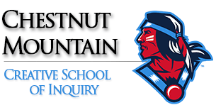 Chestnut Mountain Elementary School Logo