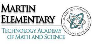 Martin Elementary School Logo