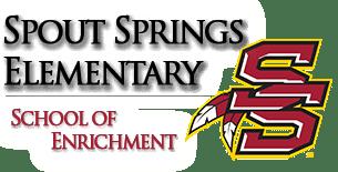 Spout Springs Elementary School Logo