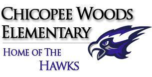 Chicopee Woods Elementary School Logo
