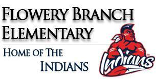 Flowery Branch Elementary School Logo