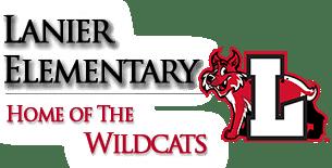 Lanier Elementary School Logo