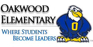 Oakwood Elementary School Logo