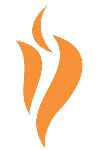 Hall County School Flame