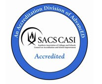SACS CASI Accredited Icon