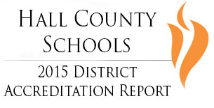 2015 District Accreditation Report