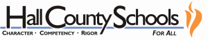 Hall County Schools Logo